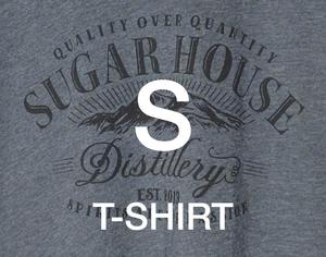 Cotton T-Shirt Short Sleeve - SMALL
